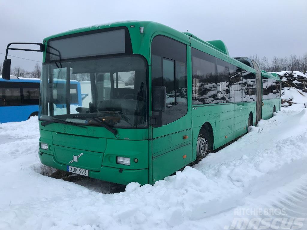 Volvo (For parts) B9LA CNG