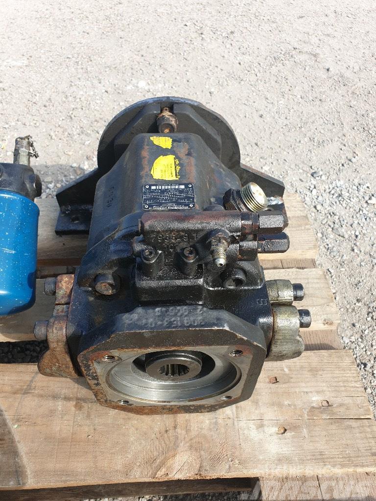 Nokka HYDROMATIK A10V O 110 HYDRAULIC PUMP