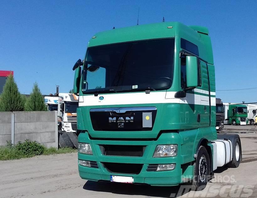 MAN TGX 440
