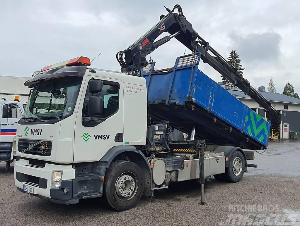 Volvo FEs 42R-A/430 + Hiab XS 144