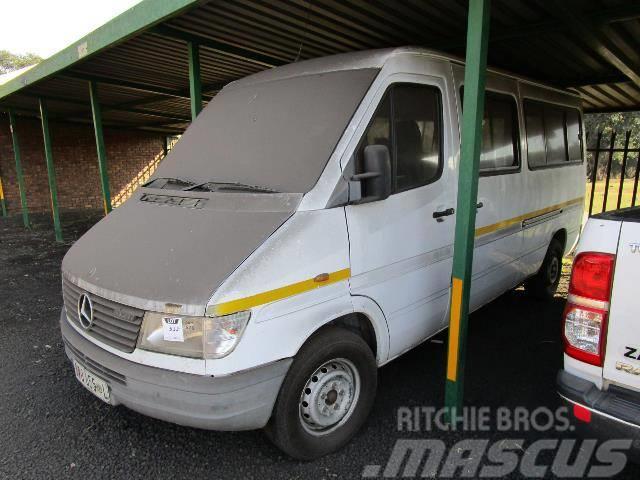 Mercedes Mini Van >> Kaytettyjen Mercedes Benz 312 D Mini Bus Pakettiautot