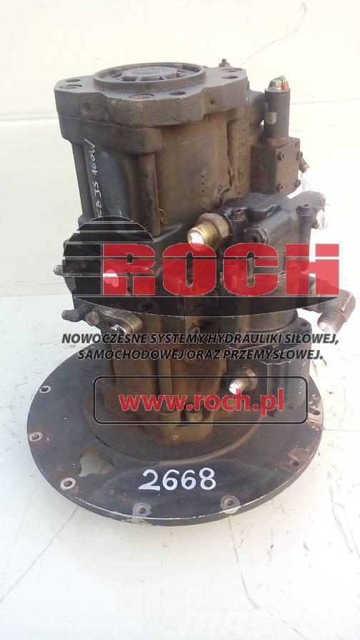 JCB JS 160 W  20/951074 Kawasaki K5V 80 Pompa Pump
