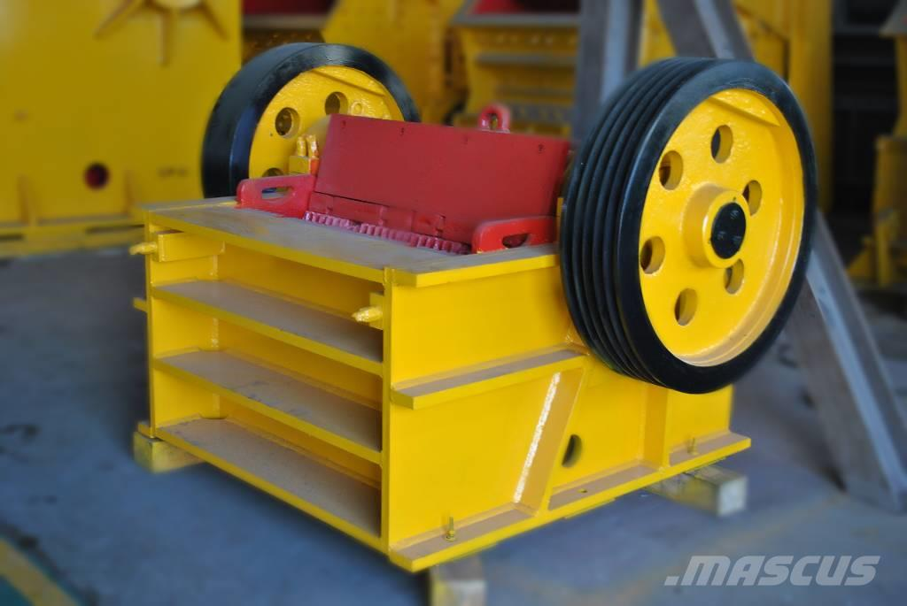 White Lai Mini Jaw Crusher for Stone Crushing PEX-250x1000