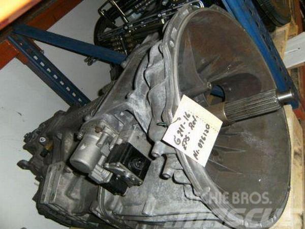 Mercedes-Benz MB Getriebe G 211-16 EPS / G211-16 EPS