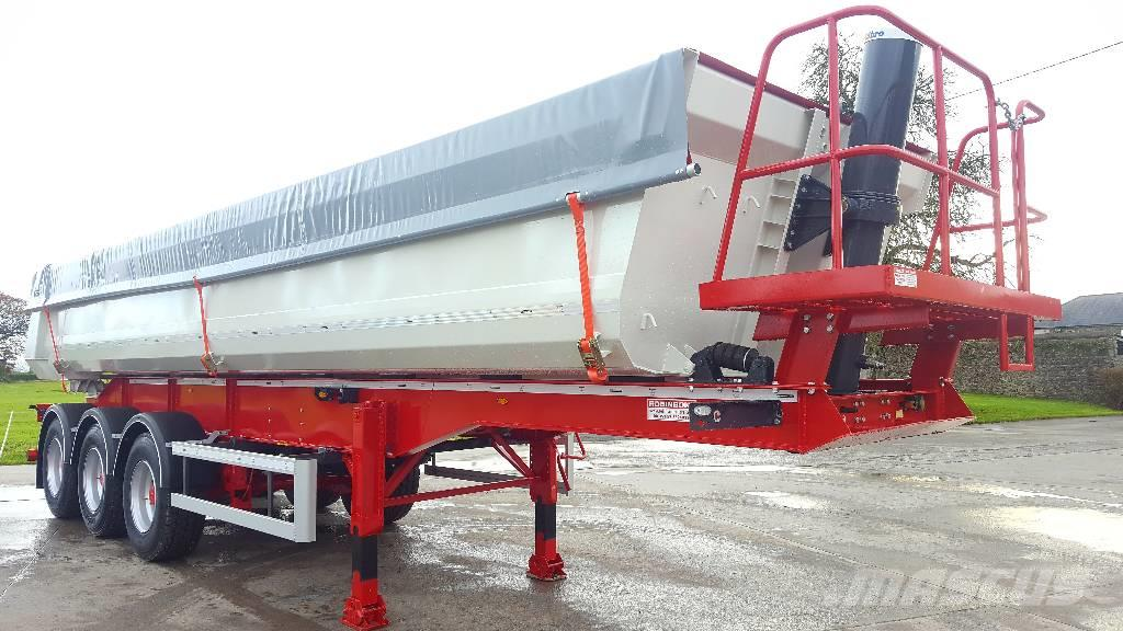 Robinson Semi Tipper Trailer