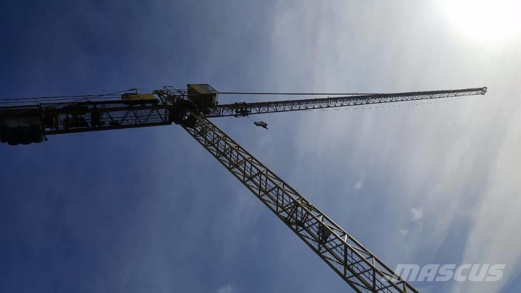 Liebherr 71EC Tower Crane