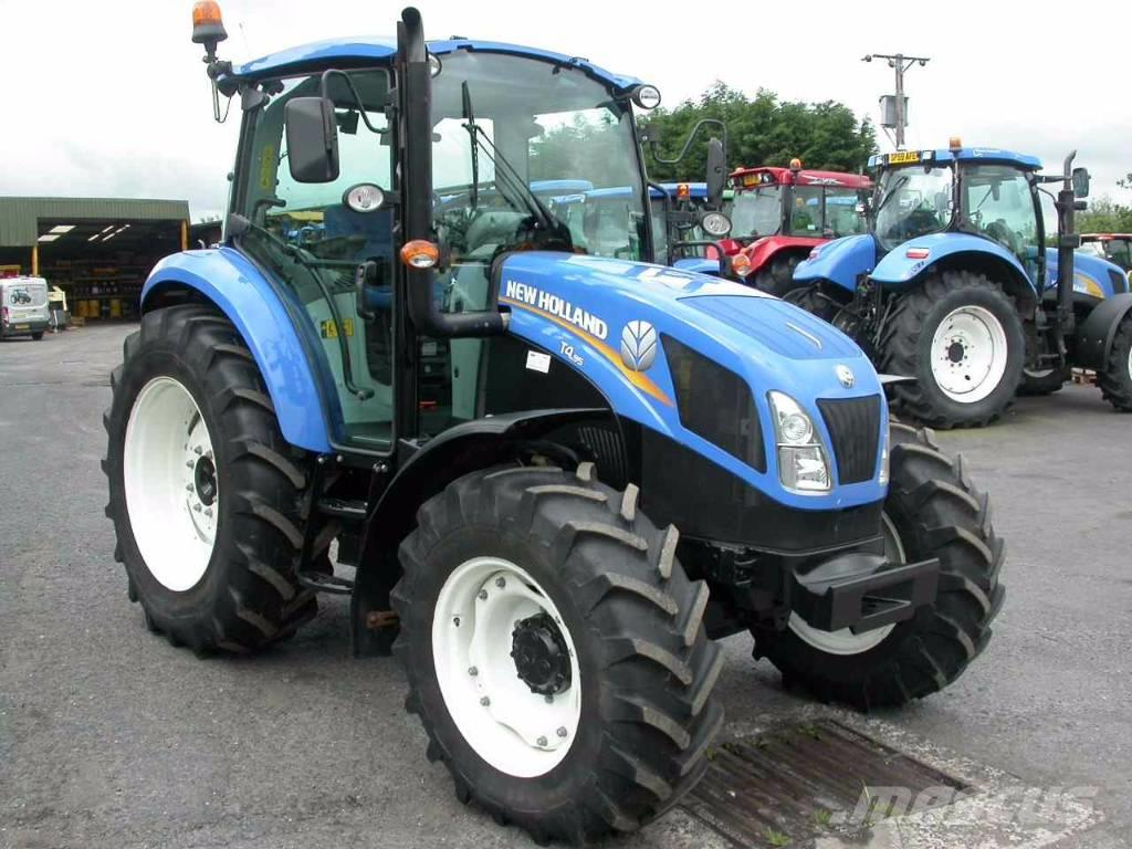 used new holland dc tractors year 2014 price 35 187 for sale mascus usa. Black Bedroom Furniture Sets. Home Design Ideas