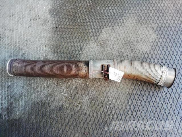 Scania 4 series Exhaust pipe 1725993 1505749 1726291