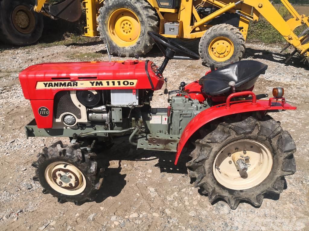 [Other] Minitraktor, micro tracteur Yanmar YM-1110d