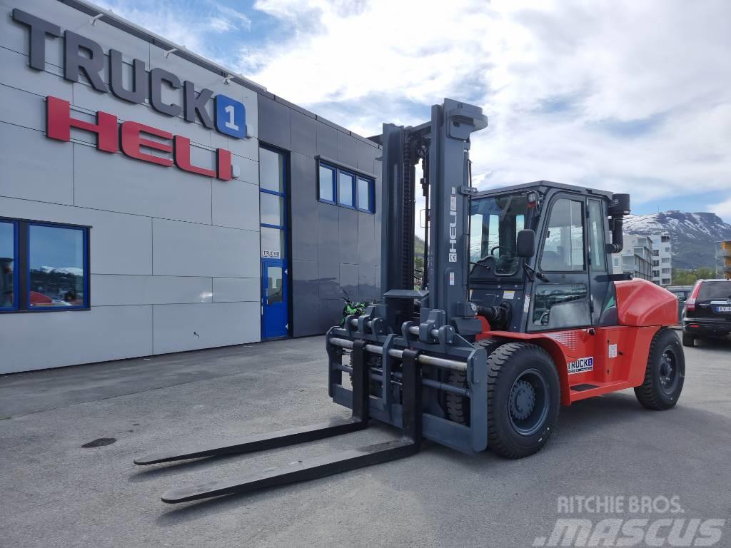 Heli CPCD100-CU7G - 10 tonns diesel (PÅ LAGER)