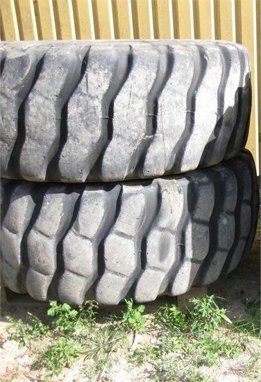 Bridgestone 23.5 R25 (Antal: 2 styk)