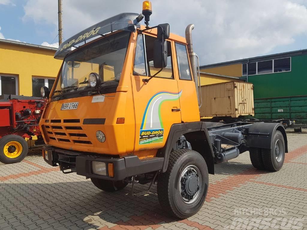 Steyr 19S36 4x4