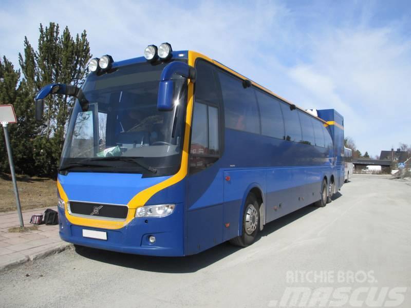 Volvo 9700H  B11R Cargo