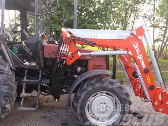 Top-Agro MT02 front loader for Belarus MTZ 82