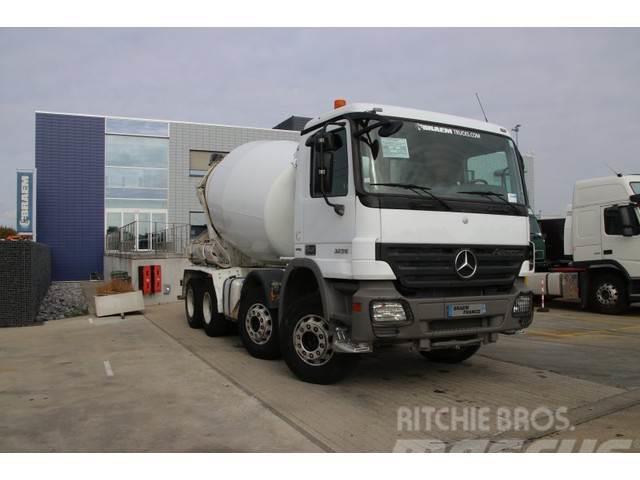 Mercedes-Benz ACTROS 3236 BB