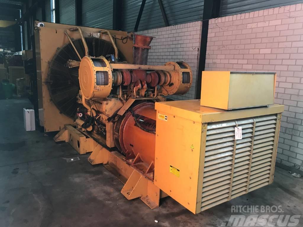 Caterpillar 3508 - Generator Set 1018 kVa - DPH 105246