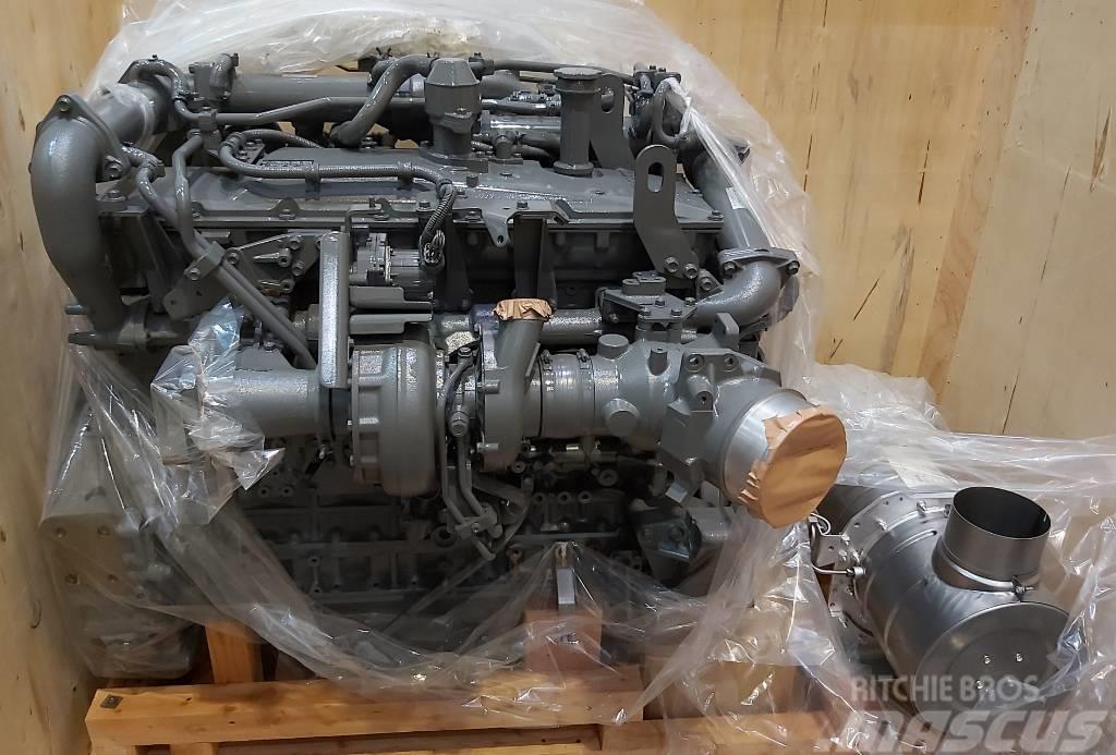 Doosan Totally new DX420LC-3 Isuzu 6UZ engine