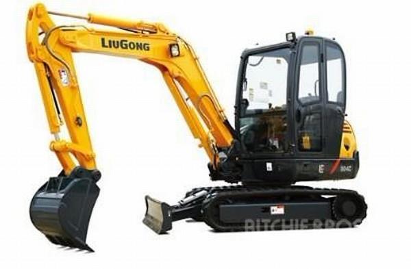 LiuGong CLG904C
