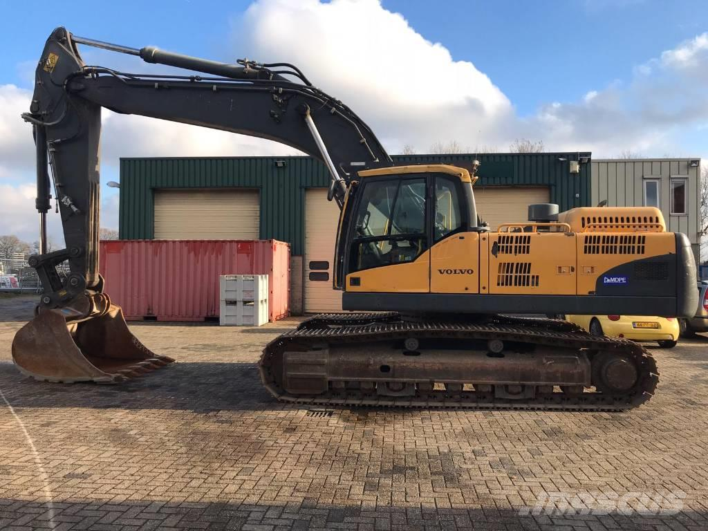 Volvo Excavator - EC360CL - 360CL EC 360 C N L - EC360CN