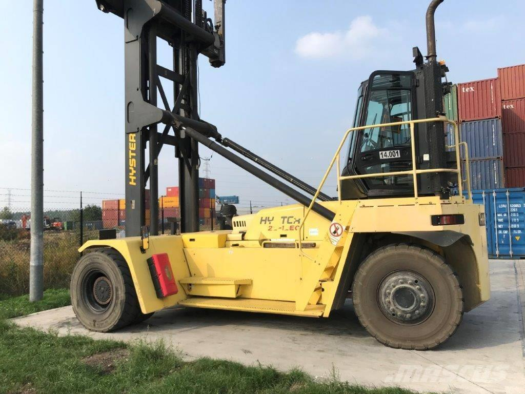 Used Hyster H 22 00 Xm 12 Ec Container Handlers Year 2011