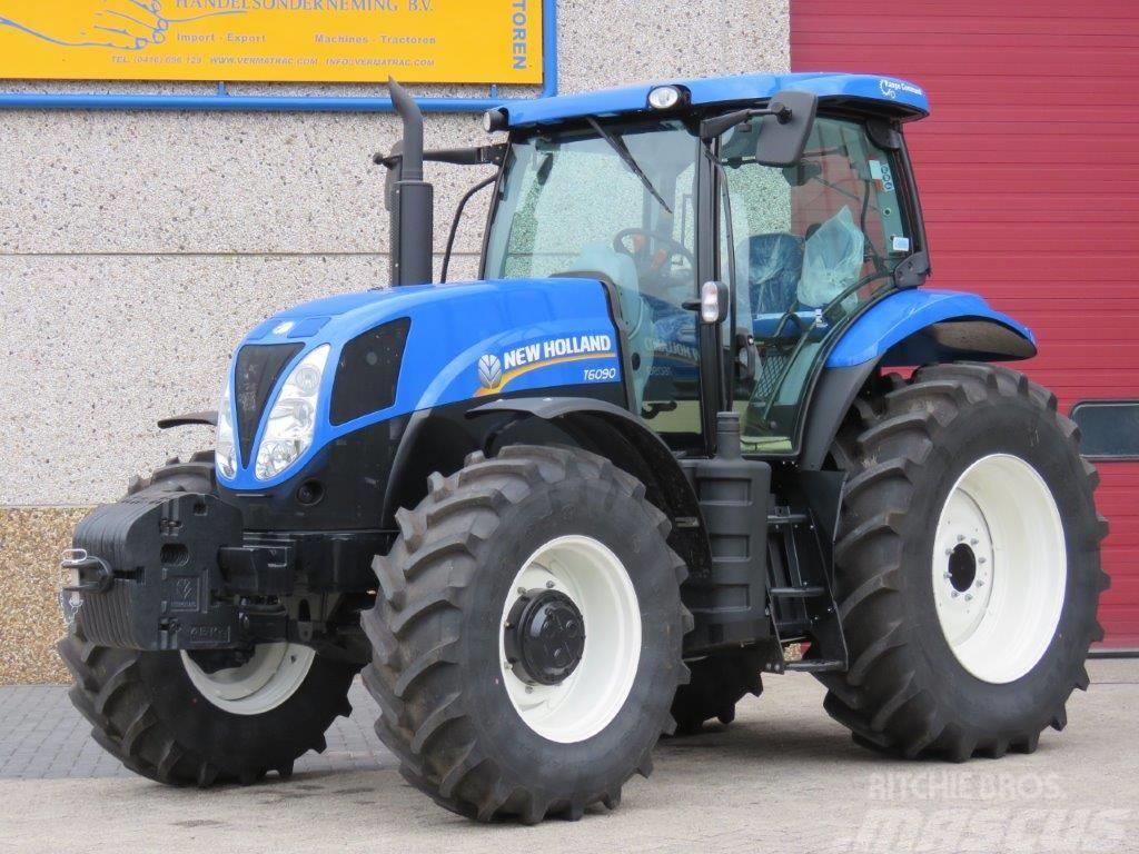New Holland TD110D - T6050 - T6090