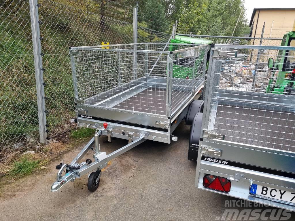 Fogelsta FS1425 750kg Obromsad I LAGER