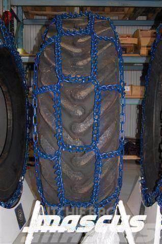 Bonnet 14.9 - 30 Snökedjor NYA 8 mm