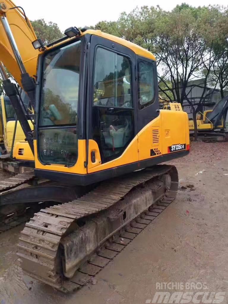Sany SY 135 C-9 - Crawler excavators - Mascus Ireland