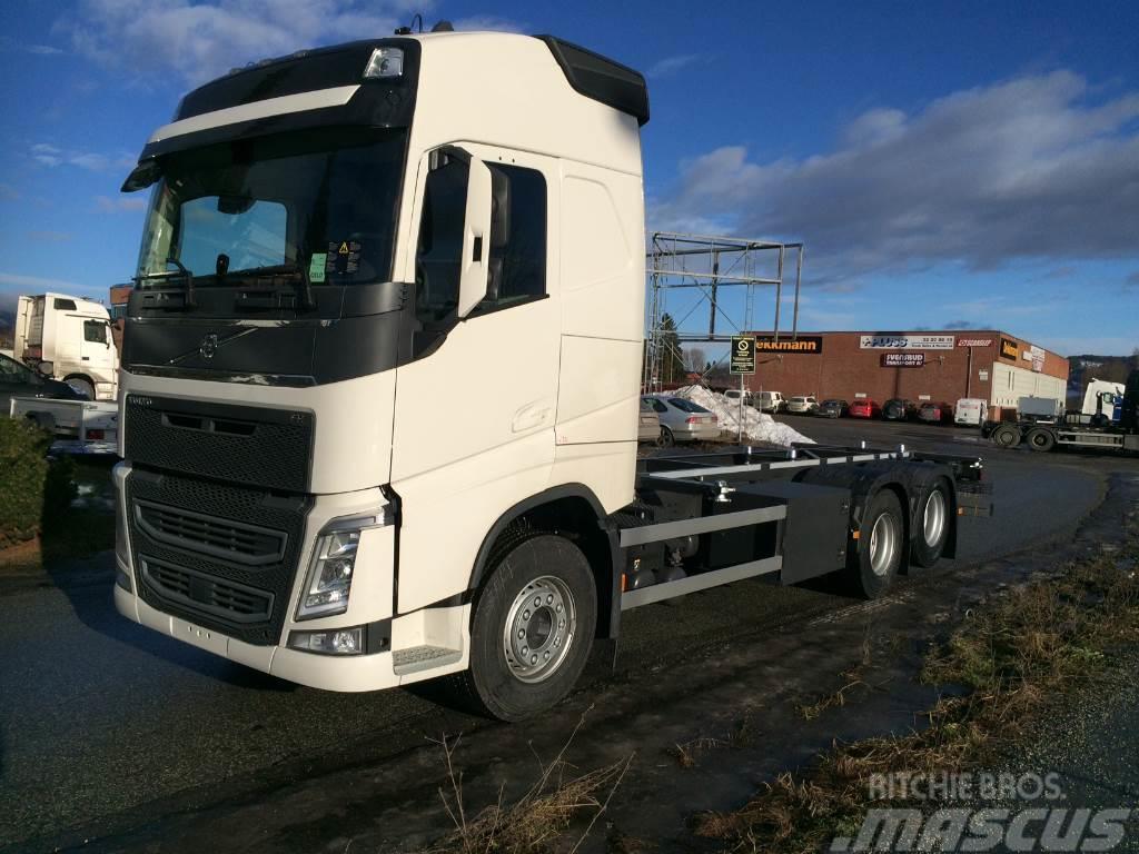 Volvo FH540 Containerbil