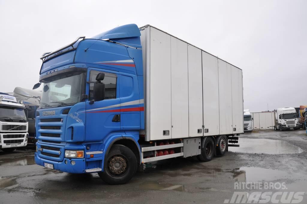 Scania R560 LB 6X2 MNB