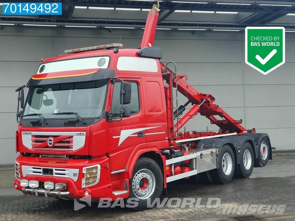 Volvo FMX 460 8X4 VEB+ Lift-Lenkachse Hydraulik Euro 5