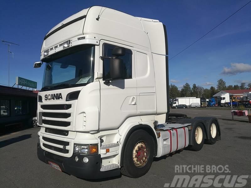Scania R-560