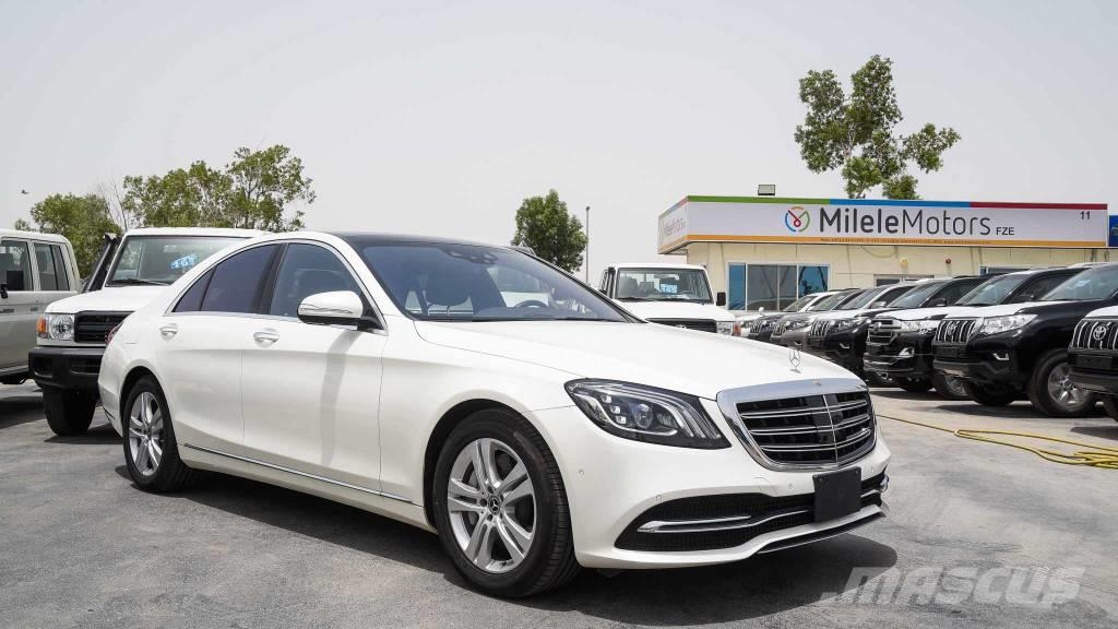 Mercedes-Benz S 450 BRAND NEW JAPAN IMPORT