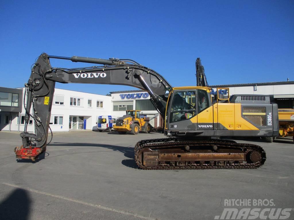 Volvo EC380ENL