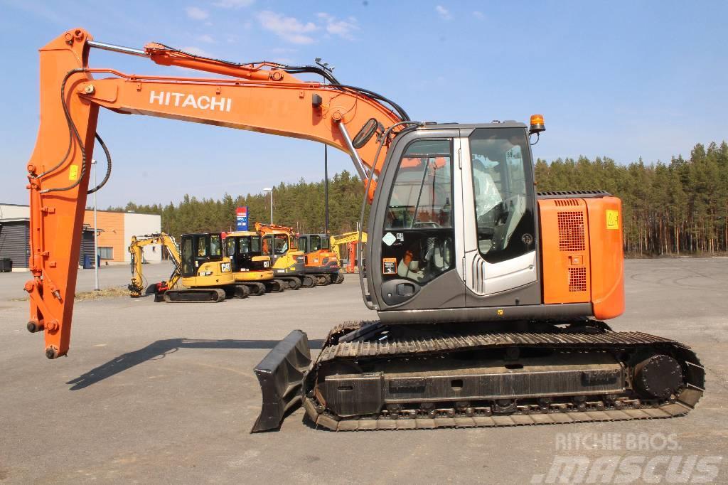 Hitachi ZX 135 US B-3 / MYYTY,SOLD