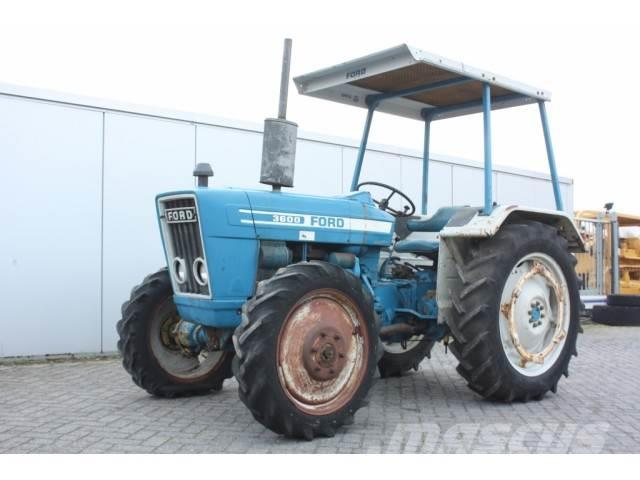 Ford 3600 Tractor : Used ford wd tractors year price for