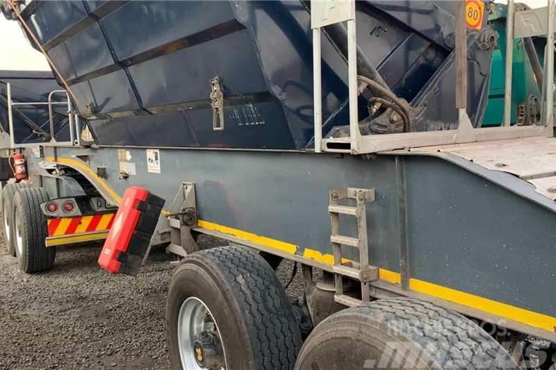 Sa Truck Bodies 2020 SA Truck Bodies 20m3 Interlink Side Tipper