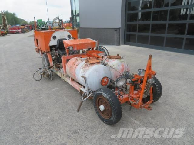 Hofmann H33 Striper / Road marking machine