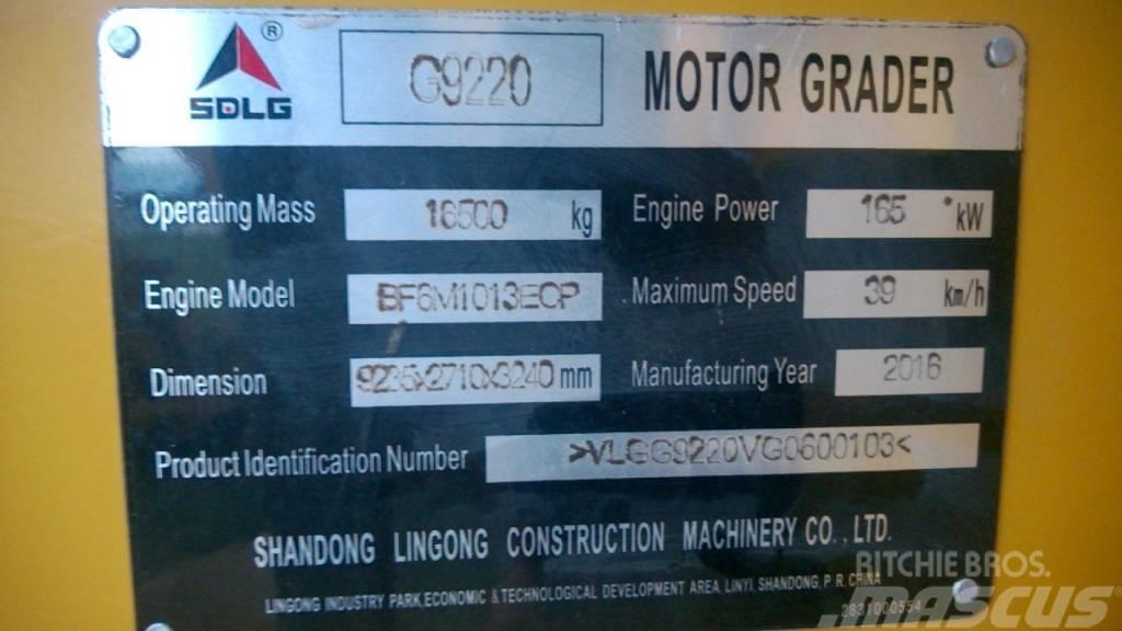SDLG G9220