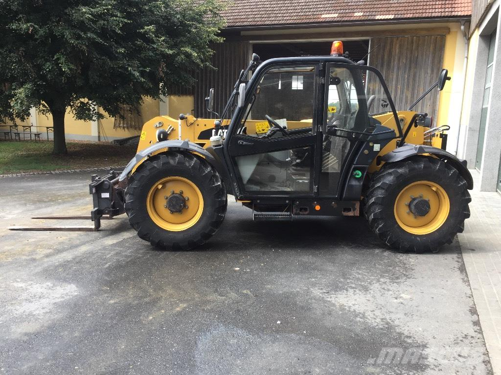 Caterpillar TH406C Agri