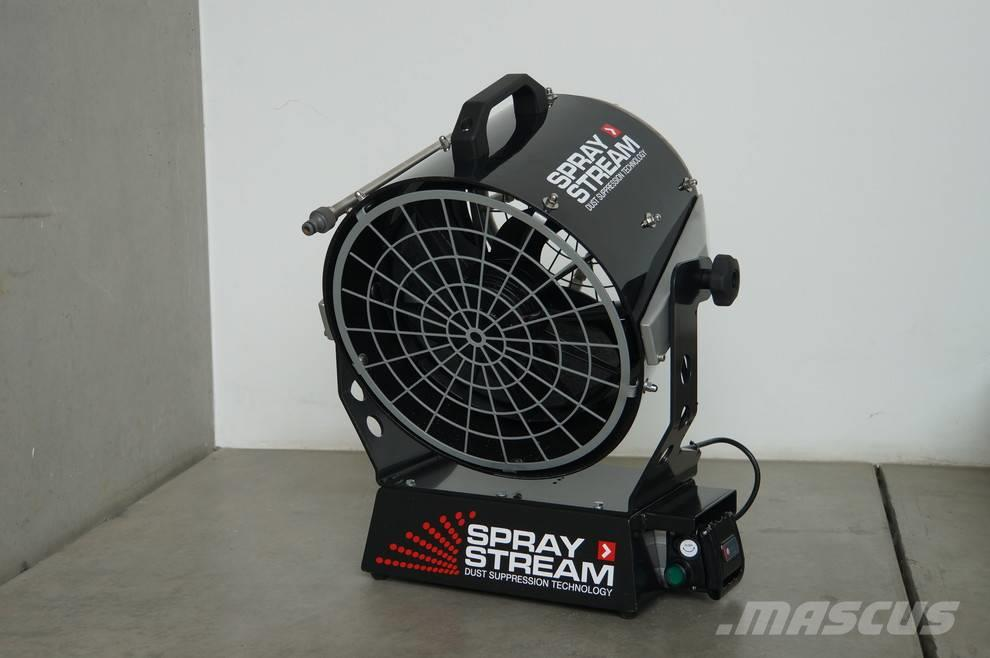 SprayStream 10 BAT  Dug / Støvkanon