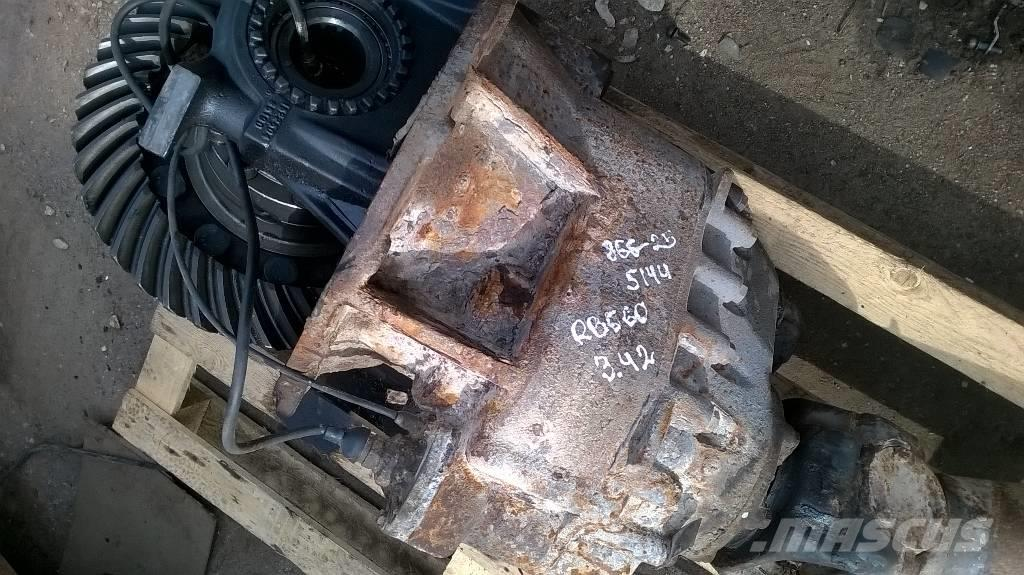 Scania 144 RB660 3.42 mid differential