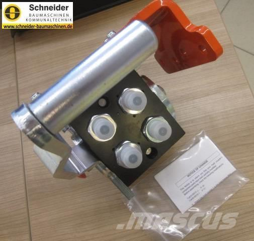 [Other] Faster Multikuppler 4-fach Schnellkuppler P508-M13