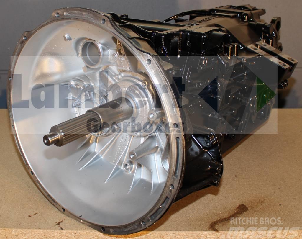 Mercedes-Benz Axor G221-9 715561 Getriebe / Gearbox