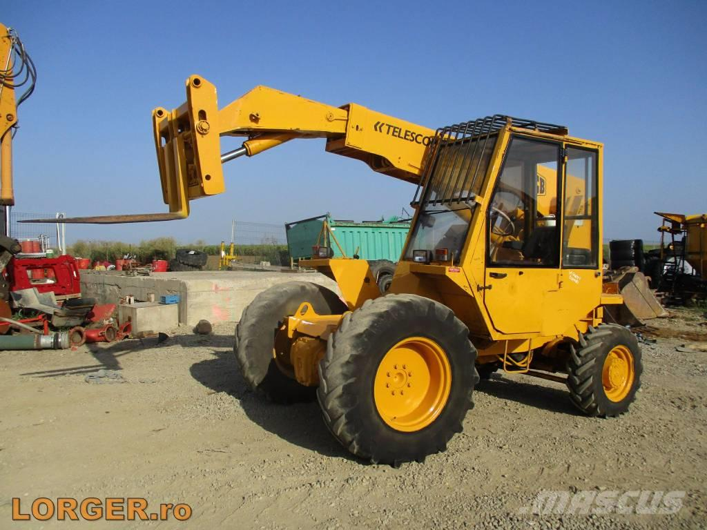 JCB 520-4