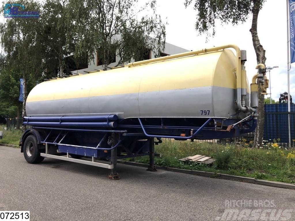 Welgro Silo 90 WLA 23 - 16,  6 Compartments