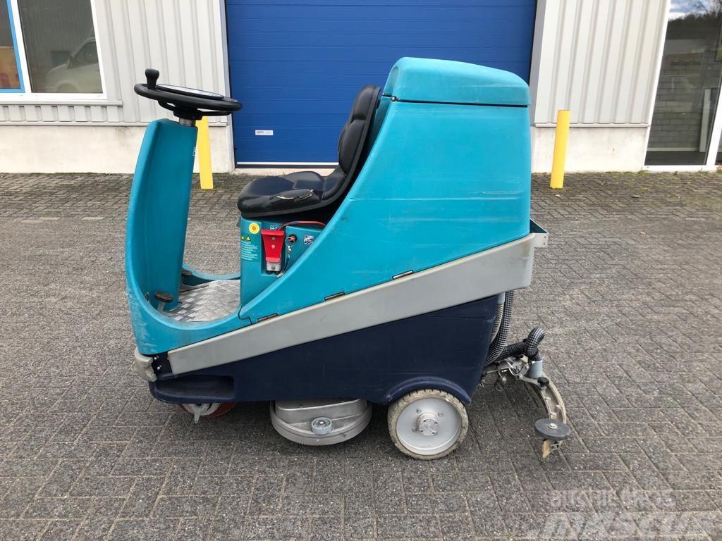 Wetrok Sprinter XR70/90, Opzit Schrobmachine