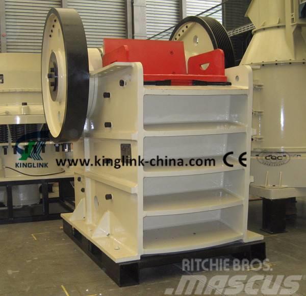 Kinglink PEV-1050x750 Hydraulic Jaw Crusher