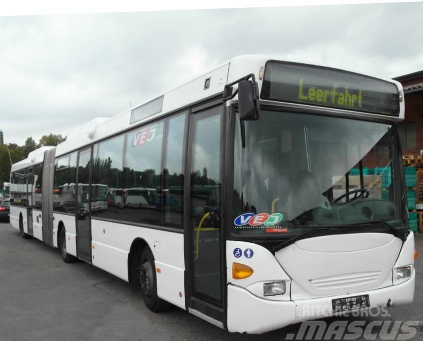 Scania CL 94/Dachklima/Solaris Urbino 18 /A23 /O 530 G