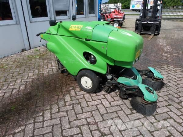 Applied 414 RS GREEN MACHINE
